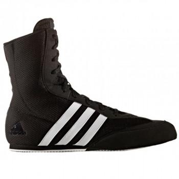 Boksesko - Adidas boksestøvle Box Hog 2 - sort/grå