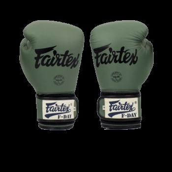 boxing gloves - Fairtex - 'BGV11' - Green