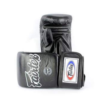 bag gloves - Fairtex - 'TGT6' - Black