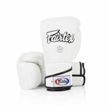 boxing gloves - Fairtex - 'BGV6' - White