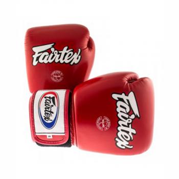 boxing gloves - Fairtex - 'BGV1' - Red