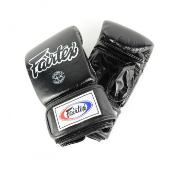 bag gloves - Fairtex - 'TGO3' - Black