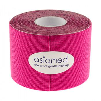 Kinesiologitape - Asiamed - 5cm x 5m - Pink