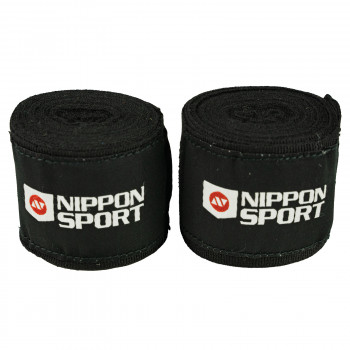 Håndbind - Nippon Sport - 4m - Uelastisk