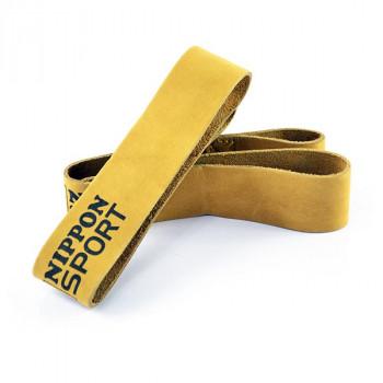 Nippon Sport Trækrem, Læder