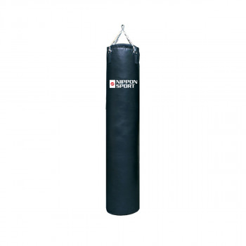 boxing bag - Nippon Sport - '44kg' - '180cm' - Black