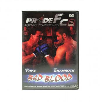 DVD - Pride FC 19 - Bad Blood
