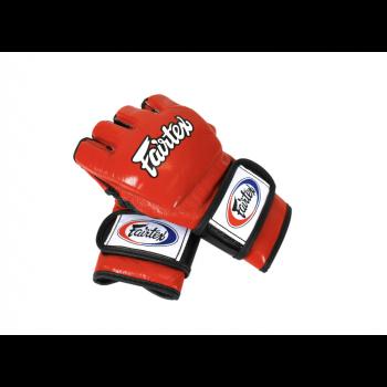 MMA Kamphandske - Fairtex - FGV12 Sort/Rød