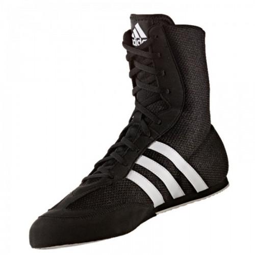 Boksestøvle Adidas boksesko Box Hog 2 sortgrå
