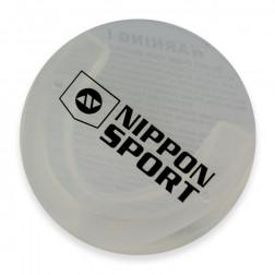 Tandbeskytter - Nippon Sport standard tandbeskytter med etui - Voksen