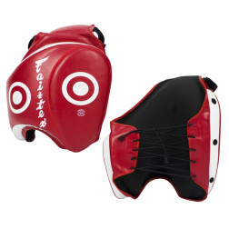 kick pad - Fairtex - 'TP3' - Red