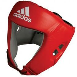 AIBA Boksehjelm Adidas Rød