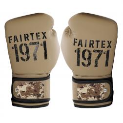 Boksehandsker - Fairtex - BGV25 - 'F-DAY 2' - Brun