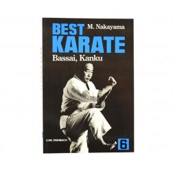 Karatebog - Best Karate - Bassai, Kanku af M. Nakayama  - 6. Udgave