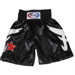 boxing shorts - Fairtex - 'BT29' - Black