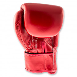 boxing gloves - Fairtex - 'BGV1' - Red