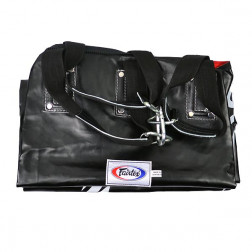 boxing bag - Fairtex - 'HB6' - Black - without fill