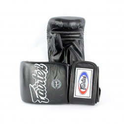 bag gloves - Fairtex - 'TGT6' - Black