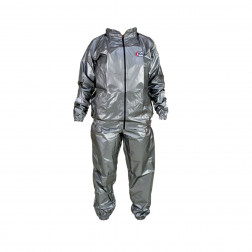 tracksuit - Fairtex - 'VS1' - Silver