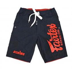 Board Shorts - Fairtex - AB10 - Blå