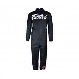 tracksuit - Fairtex - 'VS2' - Black