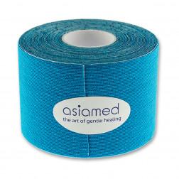 Kinesiologitape - Asiamed - 5cm x 5m - Blå
