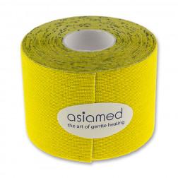 Kinesiologitape - Asiamed - 5cm x 5m - Gul