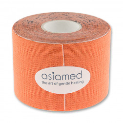 Kinesiologitape - Asiamed - 5cm x 5m - Orange