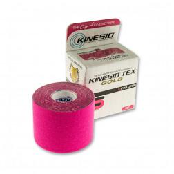 Kinesiotape - Kinesio Tex - 'Tex Gold FP 5m' - Pink - 5CM