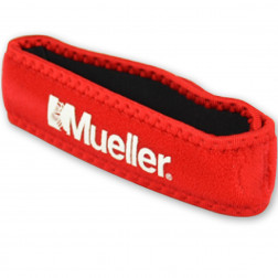 Knæstrop til springerknæ - Mueller - Rød - One Size