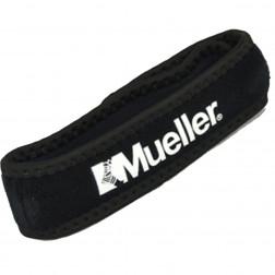 Knæstrop til springerknæ - Mueller - Sort - One Size