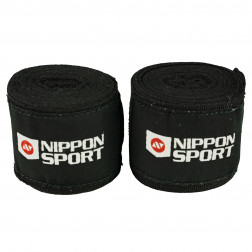 Håndbind - Nippon Sport - 4m - Elastisk