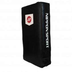 kick pad - Nippon Sport - 'Kickshield' - Black