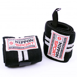 handwraps - Nippon Sport - 'Power' - Black
