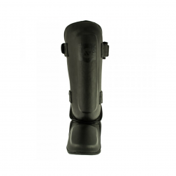 shin guard - Nippon Sport - 'Greave' - Black