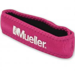 Knæstrop til Springerknæ - Mueller - Pink - One Size
