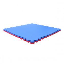 puzzle tatami mat - Nippon Sport - '4cm' - Blue/Red
