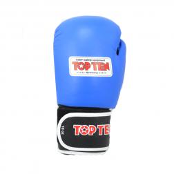 Boksehandsker - TOP TEN - AIBA - 10oz - Blå