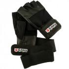Træningshandske - Nippon Sport Vægtløftningshandske - Wristguard